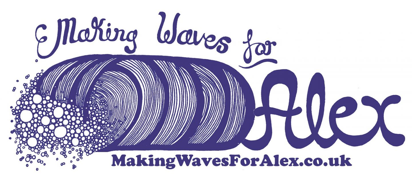 Making Waves for Alex: Seeing Love