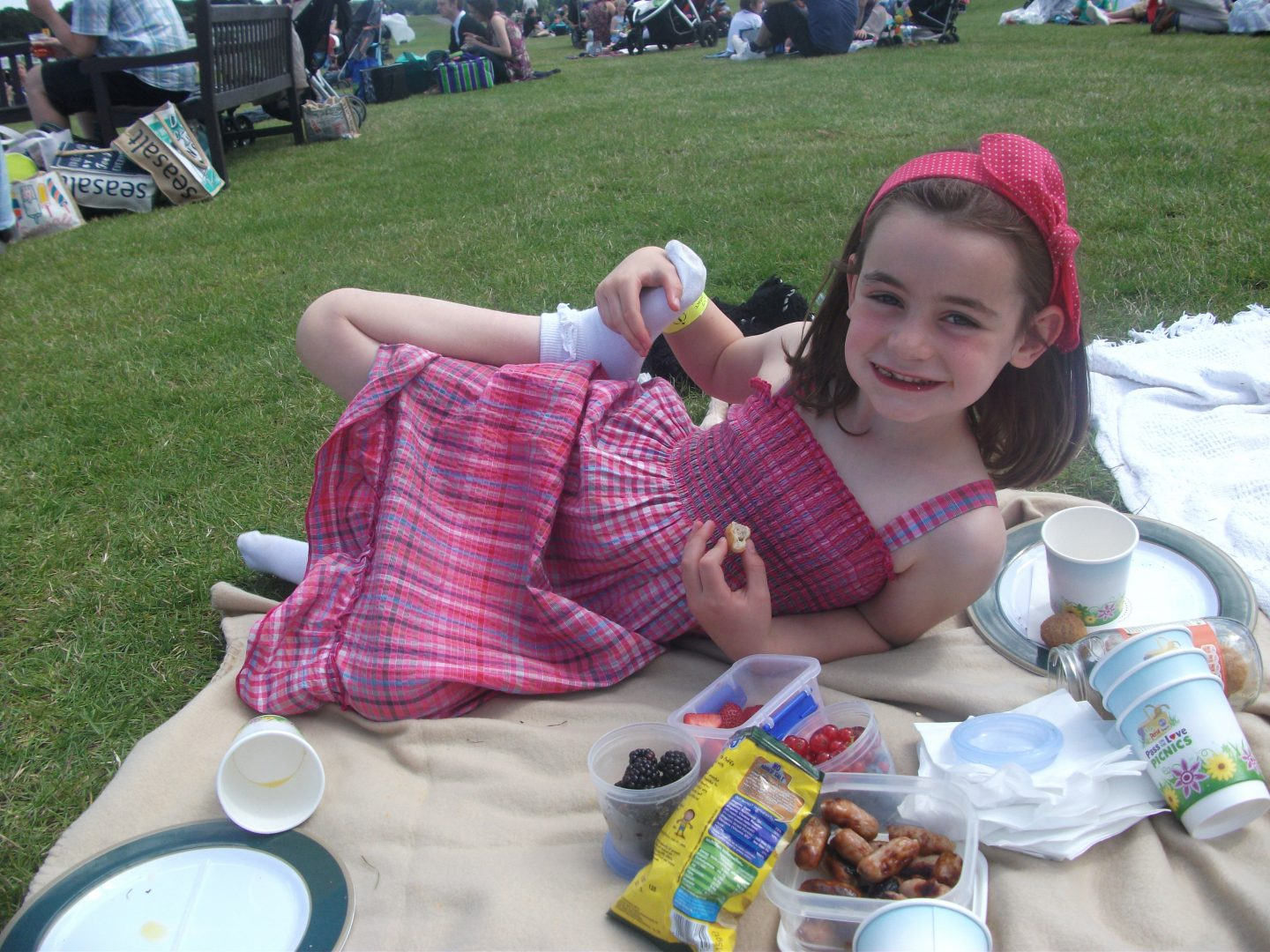Being Seven, and living with Type 1 Diabetes