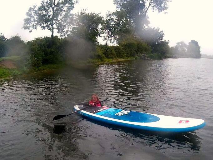 jane paddle water