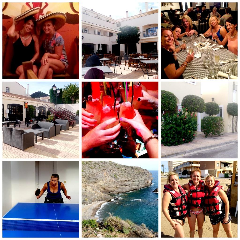 La Manga Resort Villas: La Manga 2015: With James Villas