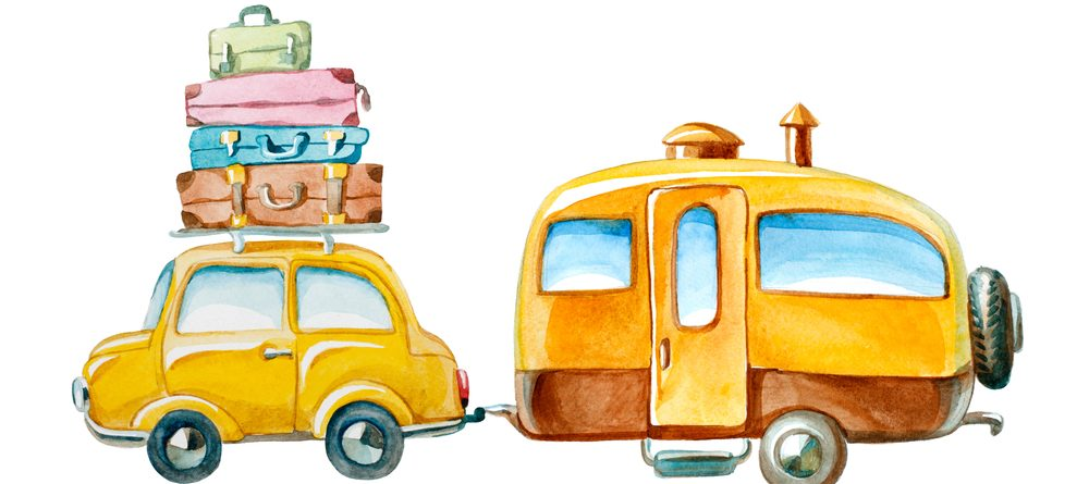 Packing for the Perfect Road Trip (with small people)