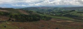 Getting the miles in: Walking in the Peak District