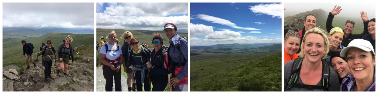 The Yorkshire 3 Peaks: Or uses for insulin & salt and other stories…..