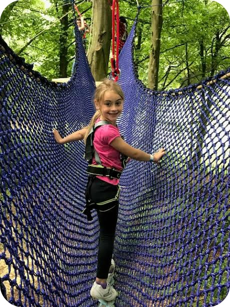 Review: Treetop Trek Manchester