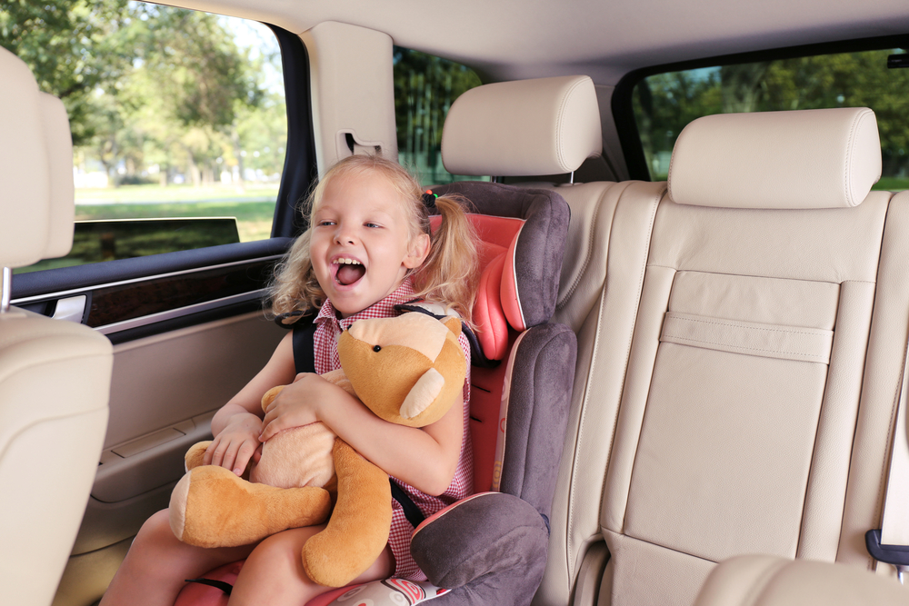 The Best Child-Friendly Cars