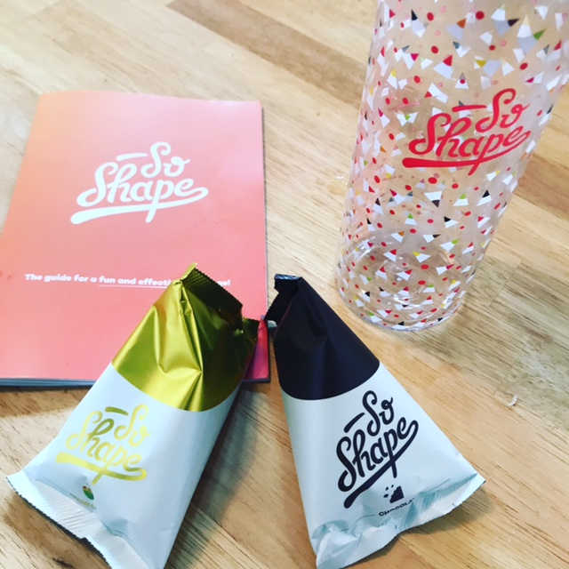 Review: So Shape – 10 inches in 5 days #ad