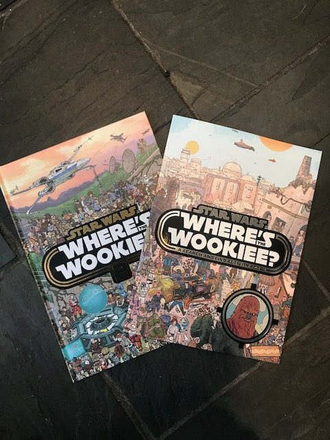 Win a copy of Where's Wookie & Where's Wookie 2