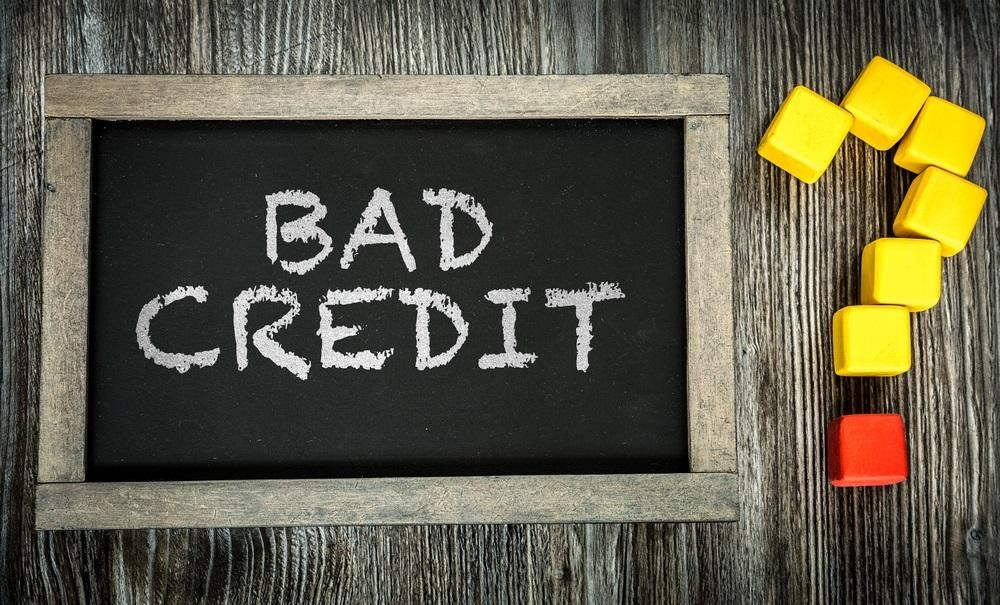 Helpful Hints: How To Help Improve Your Credit When It's Marked Red