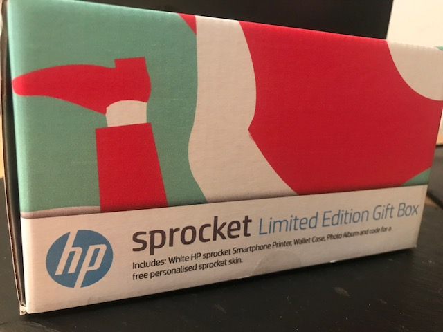 HP Sprocket Bundle: This years perfect Christmas Gift #AD