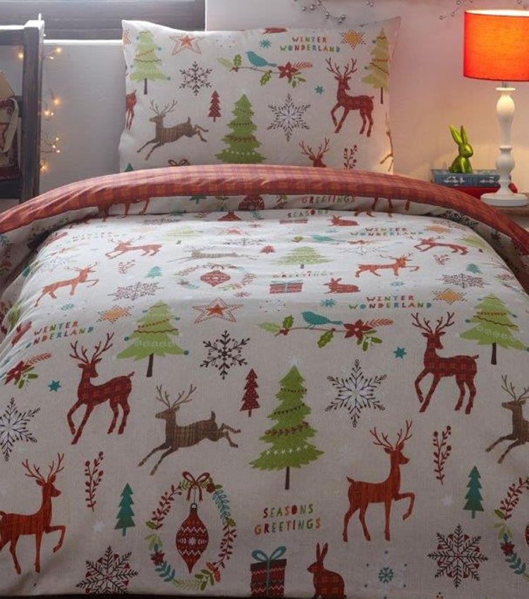 Quick and easy ways to add a festive touch to your child's bedroom