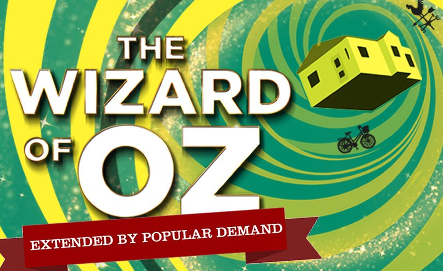 Sheffield Crucible: The Wonderful Wizard of Oz….