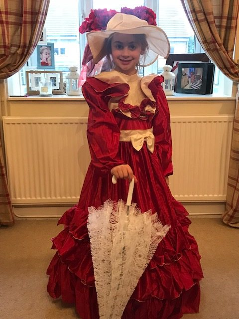 Winning at Parenting!  World Book Day