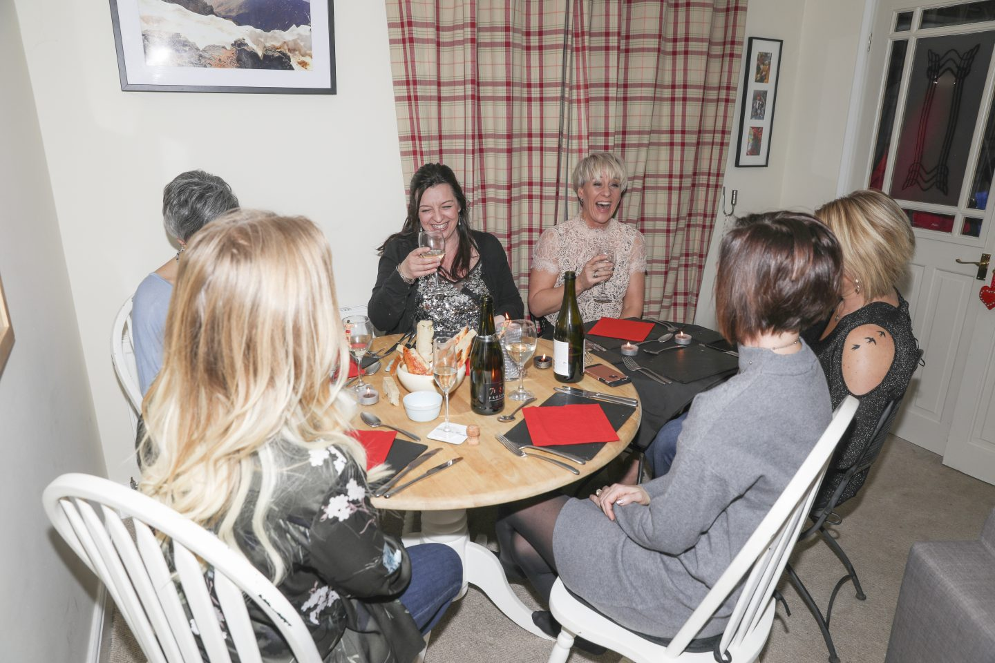 Entertaining at home with La Belle Assiette