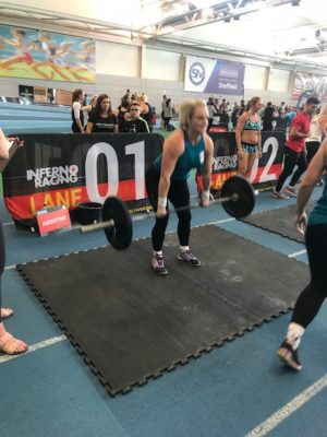 CrossFit Competitions Inferno Racing