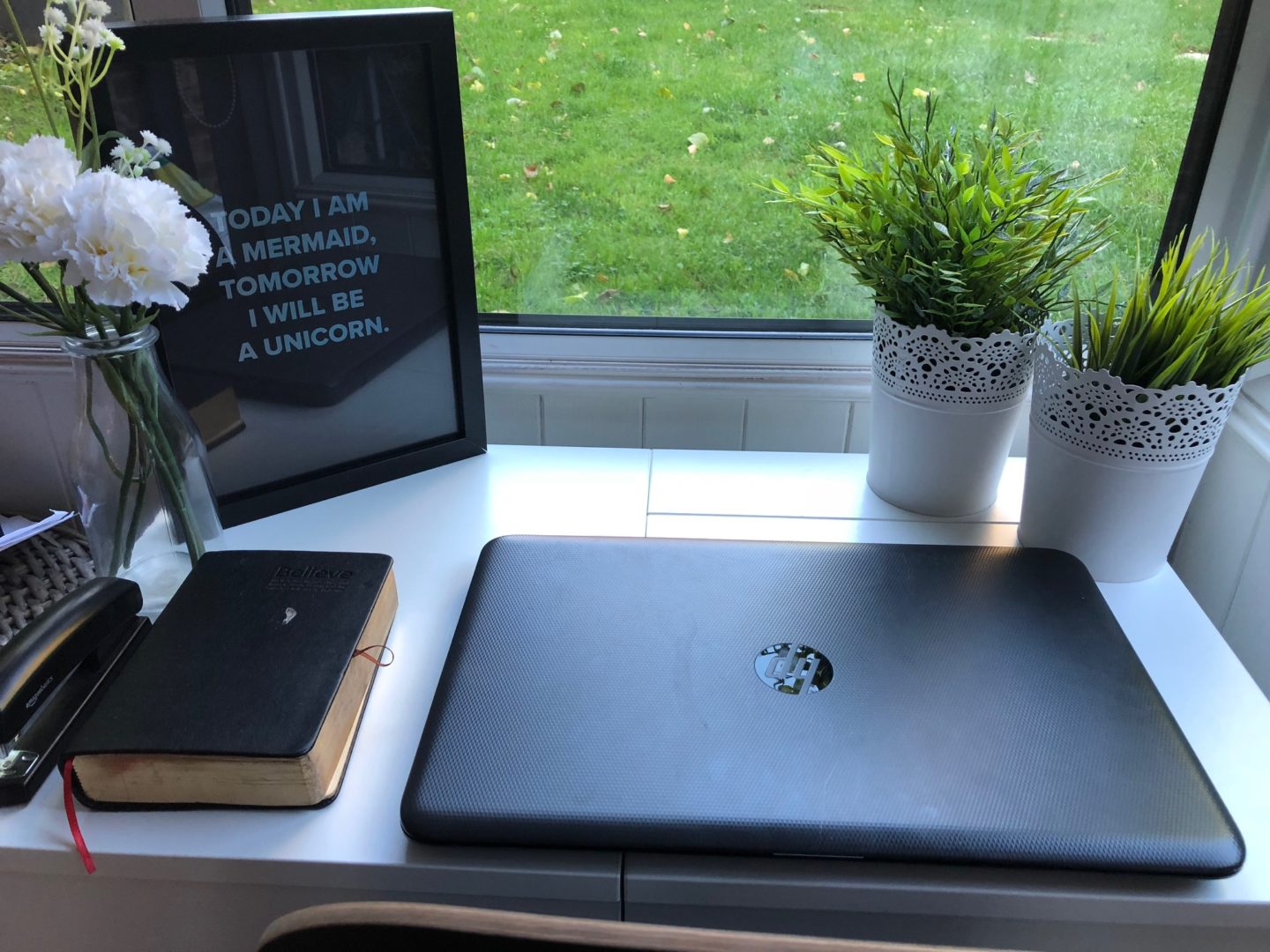 What make a desk a workplace? #Mydeskstory