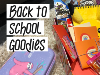 #AD Back to School with wilko
