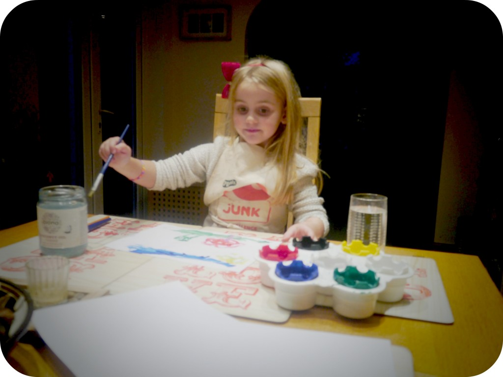 Libby painting
