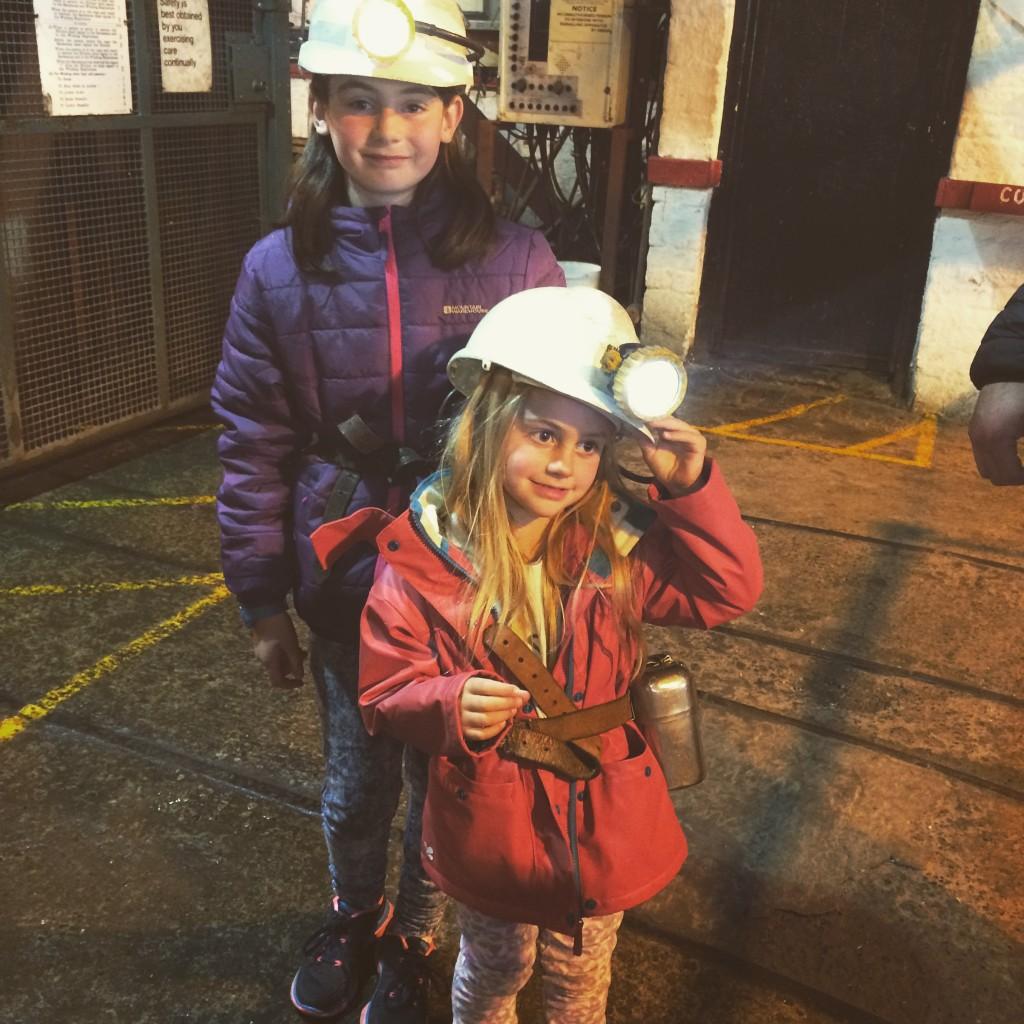 Molly & Libby Wales