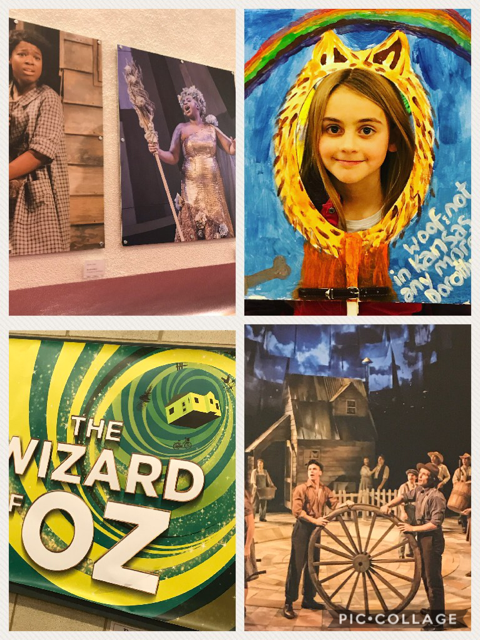 The wizard of Oz at Sheffield Crucible