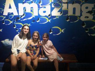 Spending the Summer making memories at SEA LIFE