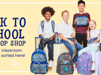 Back to School with Smiggle #AD