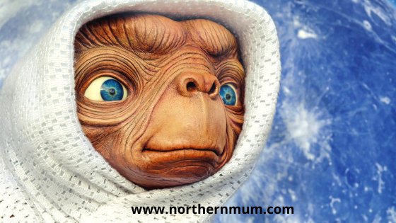 ET, travelled home from a Covid test tent.